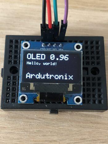 Hello-World-Oled-0.96-Display-Arduino
