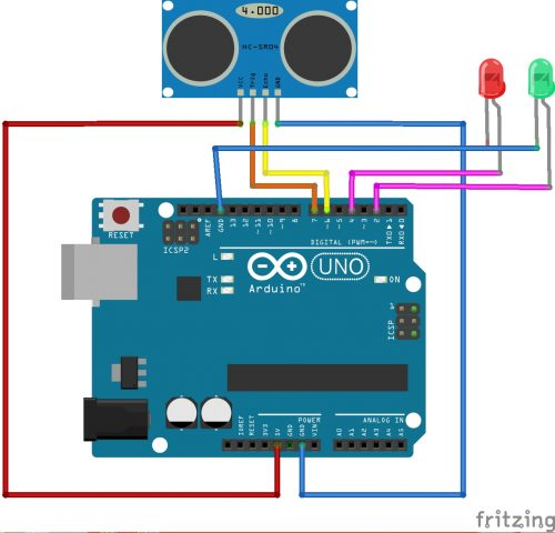 arduino-led-water-tank