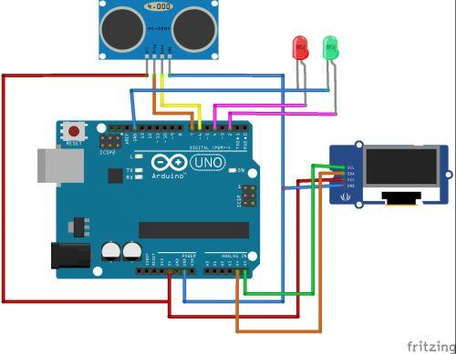 arduino-water-tank-display